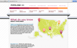 Pipelines 101 Website
